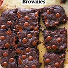 Gluten Free Healthy Almond Flour Brownies