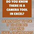Excel Camera Tool   Create Images That Automatically Update