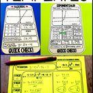 Free math templates