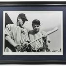 Babe Ruth Framed Pride of the Yankees Archive Photo