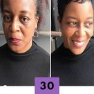 30 Photos Show How People Look Before And After Their Hair Transformation