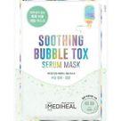 MEDIHEAL Soothing Bubble Tox Serum Mask 1Pcs, 10Pcs - 1Pcs