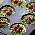 Moelleux à la pistache et framboise - Recette facile