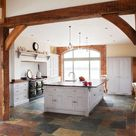 Barn conversion kitchen floor - Home Decorating Trends - Homedit