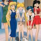 Sailor Moon Sailor Stars Photo: Sailor Stars