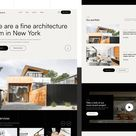Architecture X - Architecture Design Webflow Website Template