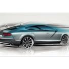 Audi A7 Sportback 2011    Design Sketch