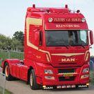 "Truckspotternl on Instagram: ""#man #fleursvdeijkel #rijnsburg #stillekracht #bloemenrijders #mantruck #newtruck #rooiezwaaiers #trucklights #mandiesel #vrachtwagen…"""