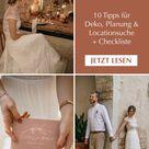 Tiny Wedding: 10 Tipps zur Deko, Planung & Locationsuche. Inklusive Checkliste!
