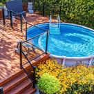 How To Open An Above Ground Pool For The First Time?