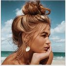 Buy 2 Pieces Save 10% Women Gorgenous Messy Hair Bun For Wedding
