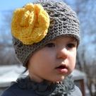 Crochet Kids Hats