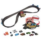 Far Out Toys NASCAR Crash Circuit Short - Nascar Road Course + 2 Car Bundle