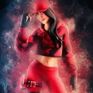 Ruby Fortnite wallpaper by Loxus Gaming   1d   Free on ZEDGE™