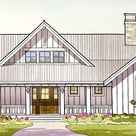 Plan 970047VC: Charming Country House Plan with Finished Lower Level