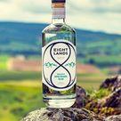 Eight Lands Organic Speyside Gin from Glenrinnes Distillery