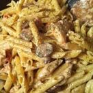 Chicken And Shrimp Pasta