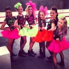 Cute Dance Costumes