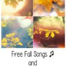 Free Fall Songs and Educational Videos
