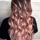 10 Rose Gold Ombre Hair Looks That You'll Love   Society19 UK