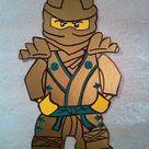 Schultüte Lego Ninjago Vorlagen +  Schlange