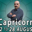 Capricorn Weekly Horoscope 22 To 28 August 2021   yeh hafta kaisa reh ga?