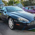 2007 Aston Martin V8 Vantage Roadster 100 by Rich Franco
