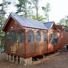 The Salish Luxe Tiny House by Wildwood Cottages