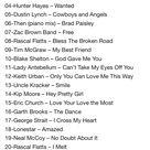 wedding songs on Pinterest   Christian Wedding Songs, Wedding Songs and First Dance Songs