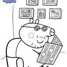 Kids-n-Fun   Coloring page Peppa Pig Peppa Pig