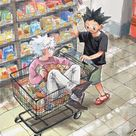 Shopping buddies [art by とろ彦]