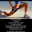 Leg Workout Routines