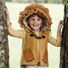 Nature inspired sewing patterns by twigandtale on Etsy