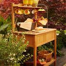 Garden Work Benches