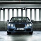 Continental GT V8 Convertible