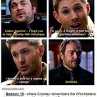 Supernatural Seasons