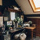 A Dark, Moody, Vintage Filled Victorian in the UK