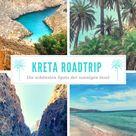 Kreta Highlights • Die schönsten Spots für deinen Roadtrip auf der Insel Kreta
