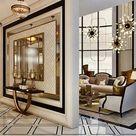Luxus Einrichtung | Interior Design | Raumteiler Inspiration
