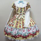 Ribbon Berry Bunny OP 2017 2nd Release by Angelic Pretty