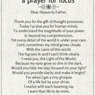 Prayer For