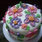 Easy Cake Designs