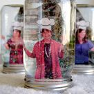 Personalized Snow Globes