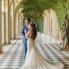 Oheka Castle Fairytale Wedding Photos   Kristen Booth Photography