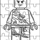 Puzzels Printen Lego Ninjago 11