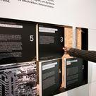 Architektenkammer NRW   Ausstellungsgestaltung   nowakteufelknyrim
