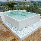 EVASION - Hot Tub / zum Aufstellen by Clairazur | ArchiExpo