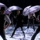 GLEE   Singing In The Rain/Umbrella Full Performance Official Music Video