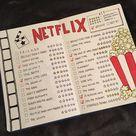 Netflix spread 🎬