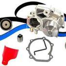 Gates 01 Audi A4 /  00 06 VW Golf / 00 05 Jetta / 00 01 Passat Perf Racing Timing Belt w/Water Pump